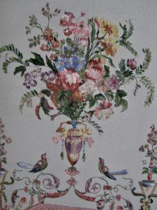 Papier peint XVIII